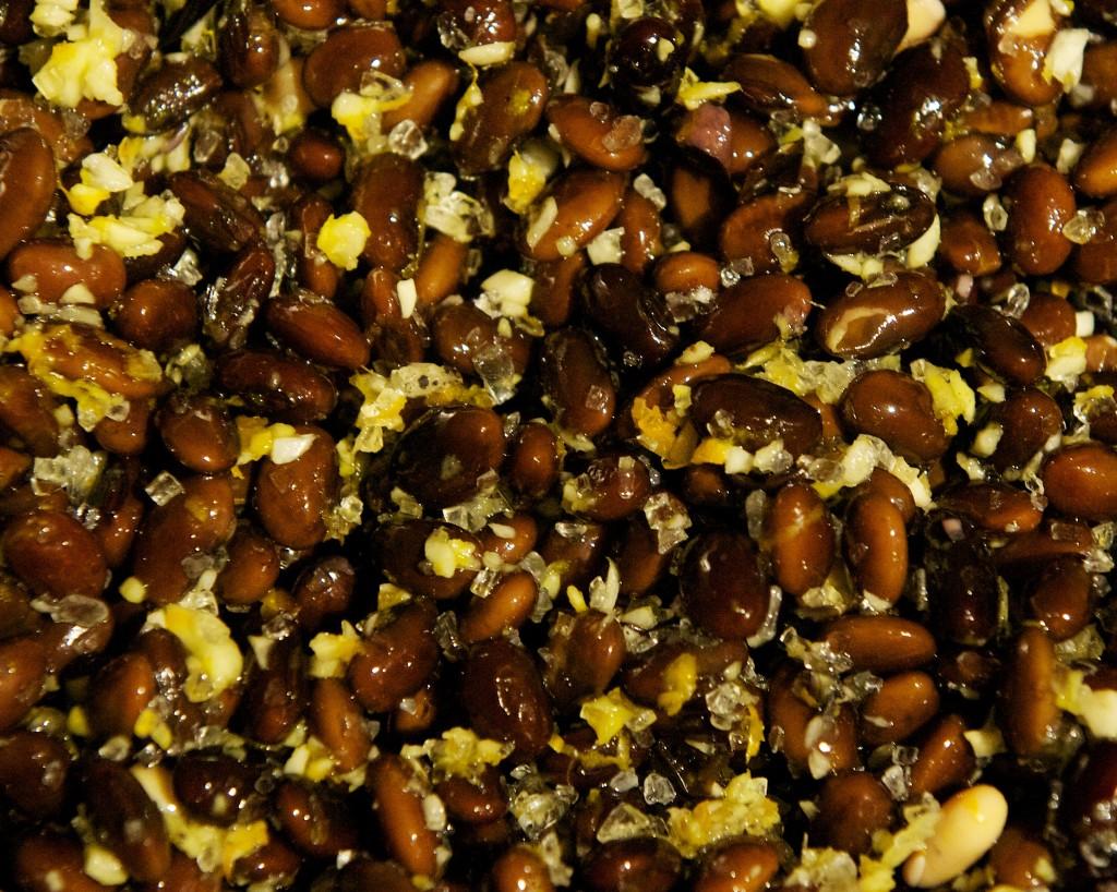 Bean Mixture