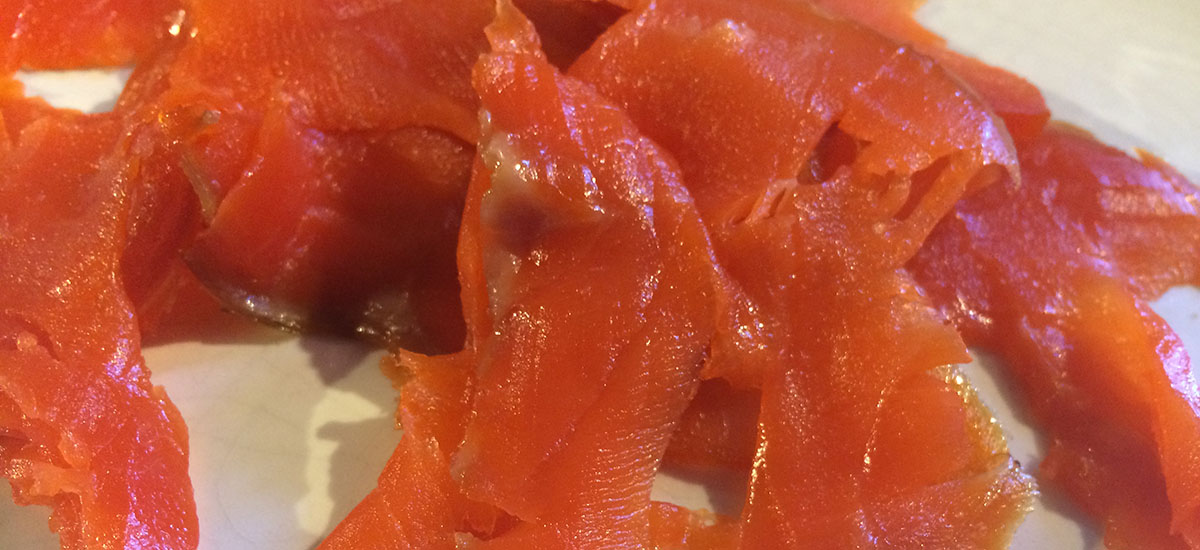 Best Wood Chips Smoking Salmon : Smoked salmon nothing but onions