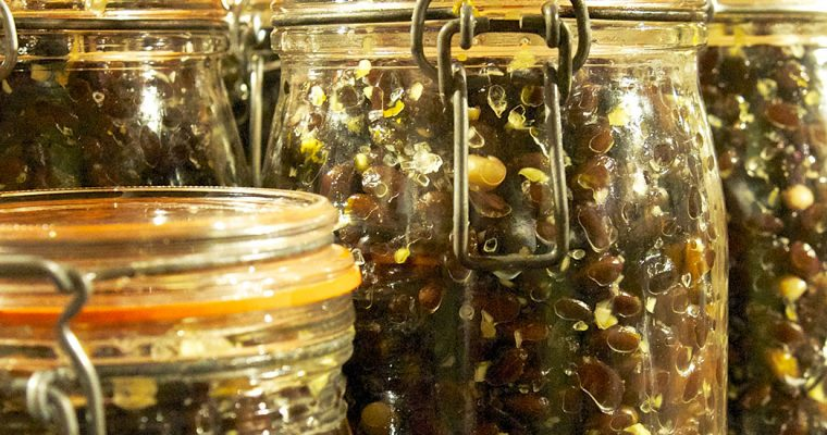 Fermented Black Soy Beans