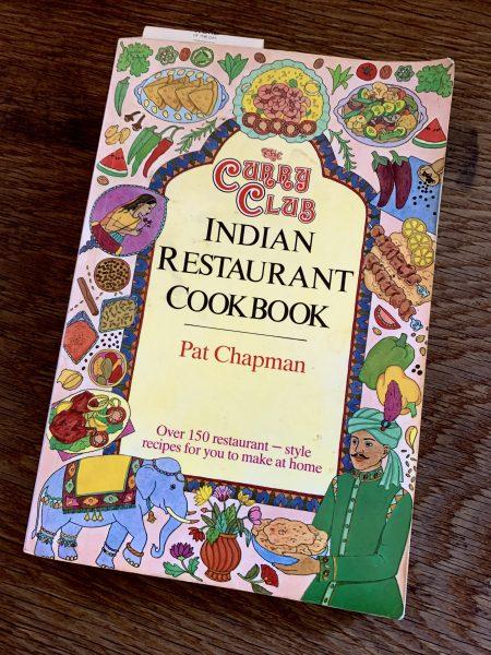 Indian Restaurant Cookbook