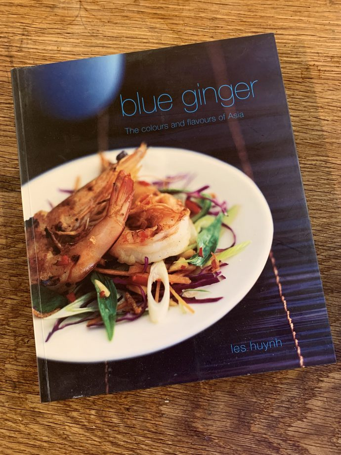 Blue Ginger